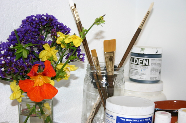 Flowersbrushes