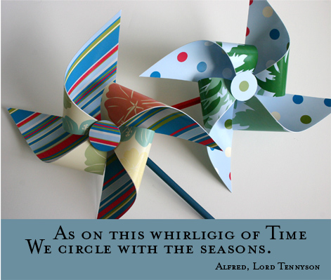 How To Build A Whirligig Out Of Paper